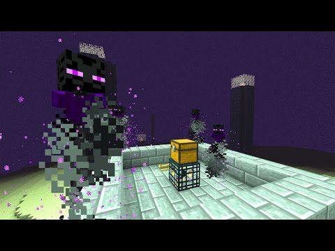 Minecraft Karte.Verbessertes End In Minecraft Vanilla Minecraft Creation Command