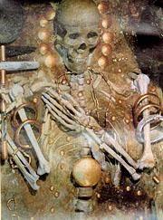 Sépulture - Varna culture, -4600 -4000 avant J.C. - fin du Chalcholitique, Varna,Bulgarie
