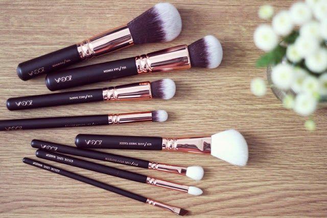 Zoeva Rose Gold Brush Set Loves Beauty Pinterest Kosmetik