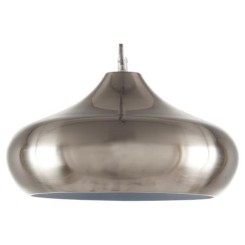 Ceiling · tesco lighting manhattan spun metal pendant ceiling light