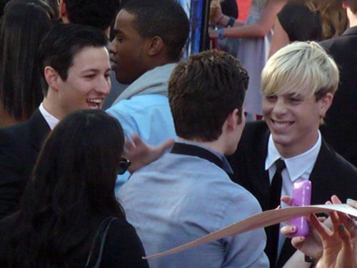 Curt, Chris and Riker