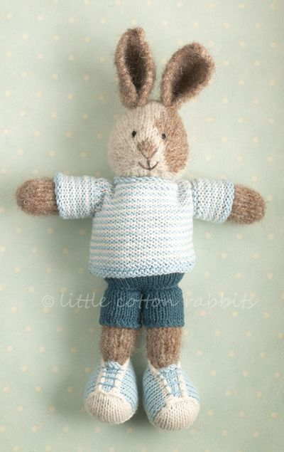 bunny1 from little cotton rabbits
