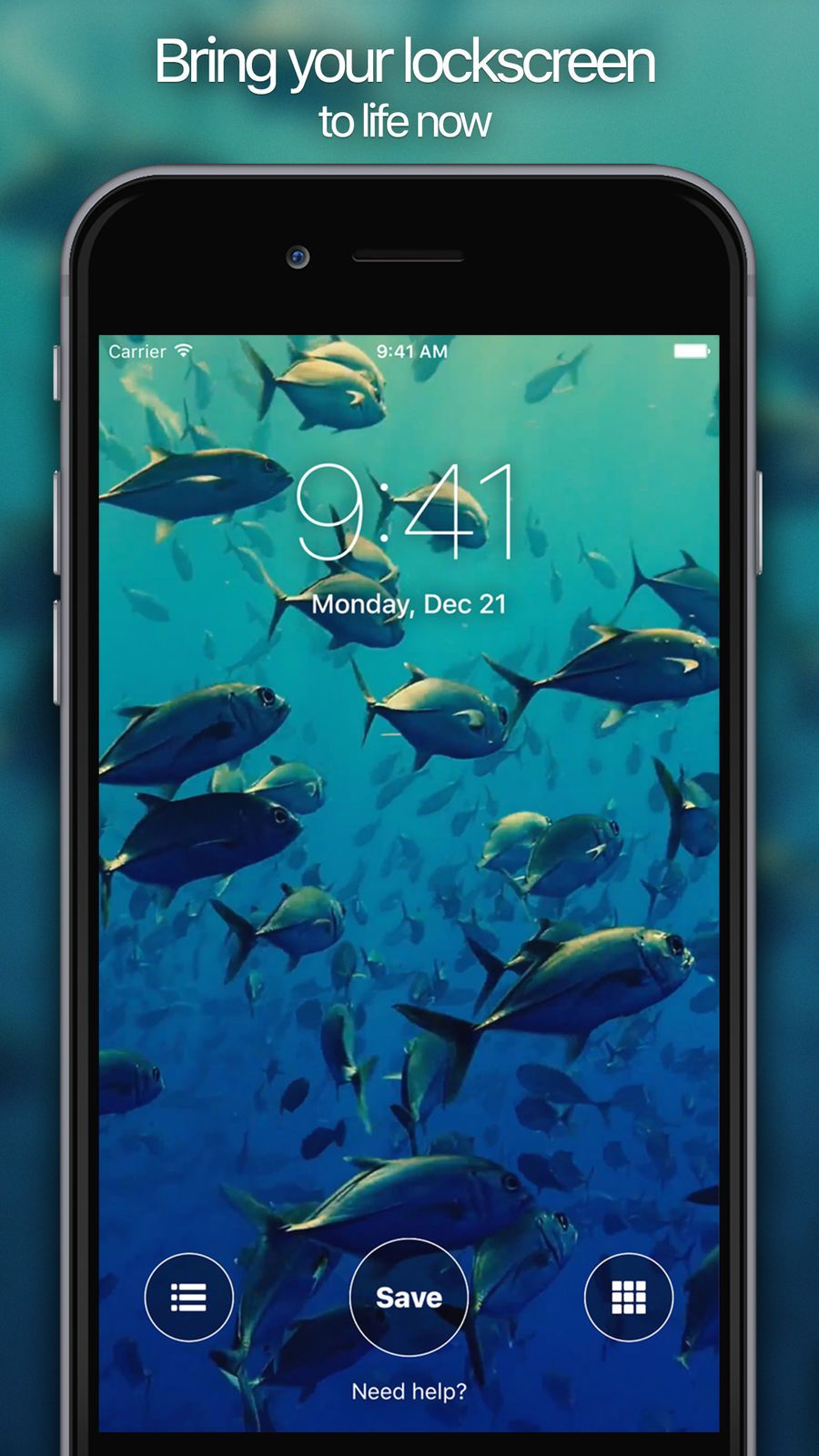 Live Wallpapers for iPhone 6s and 6s Plus Entertainment