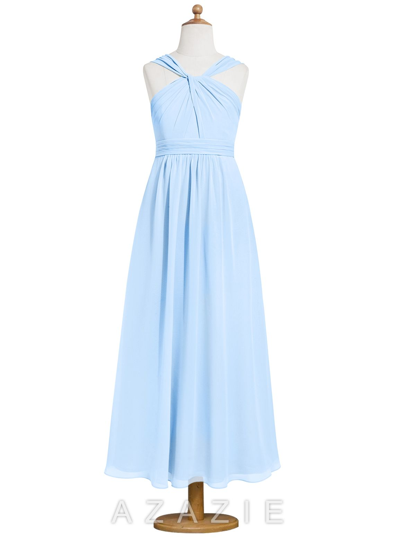 54b393a481f AZAZIE DORA JBD - Junior Bridesmaid Dress