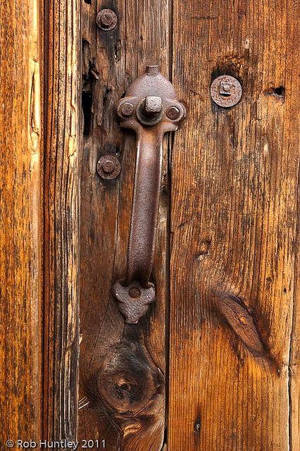 Rustic Barn Door Handle | Barn door handles, Door handles ...