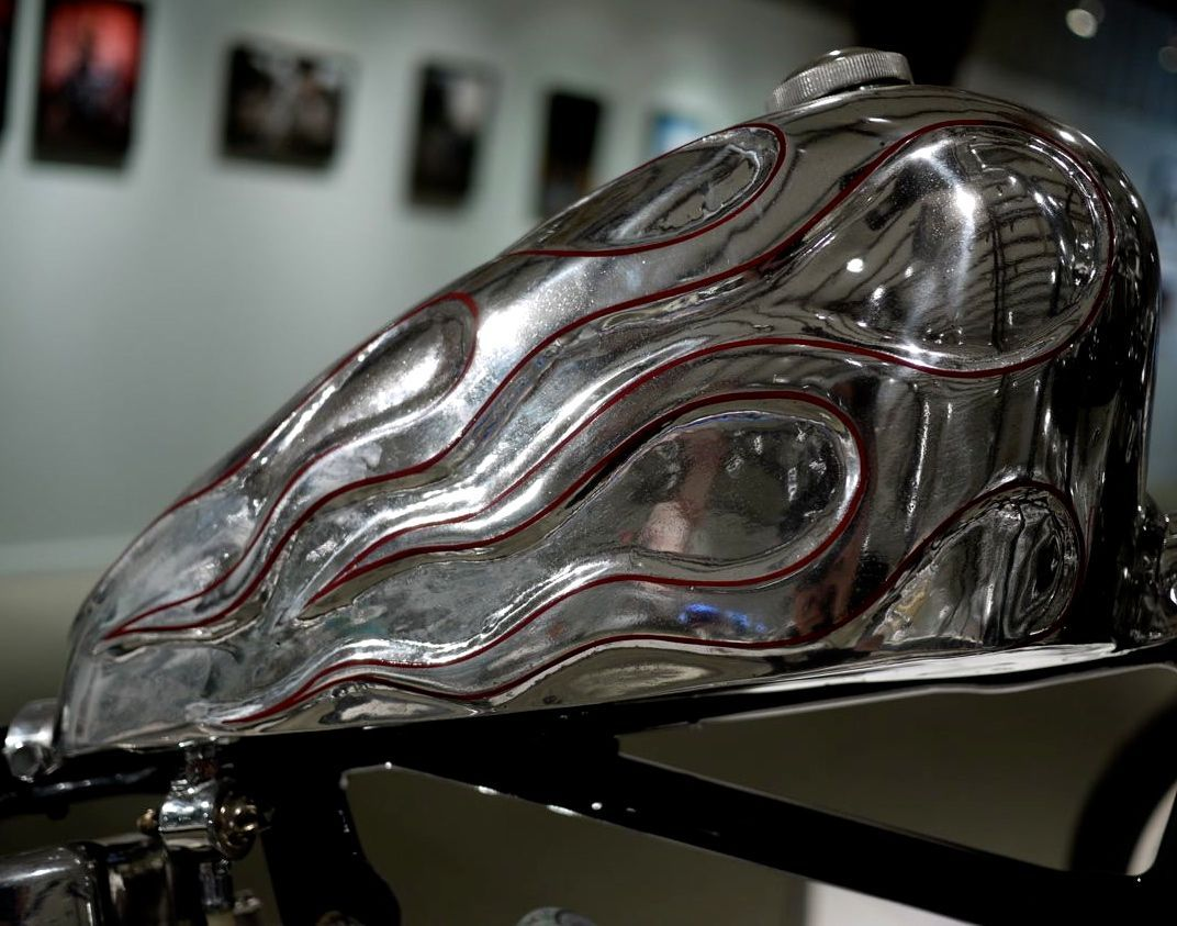 Motorcycle Gas Tank Fabrication – Wonderful Image Gallery