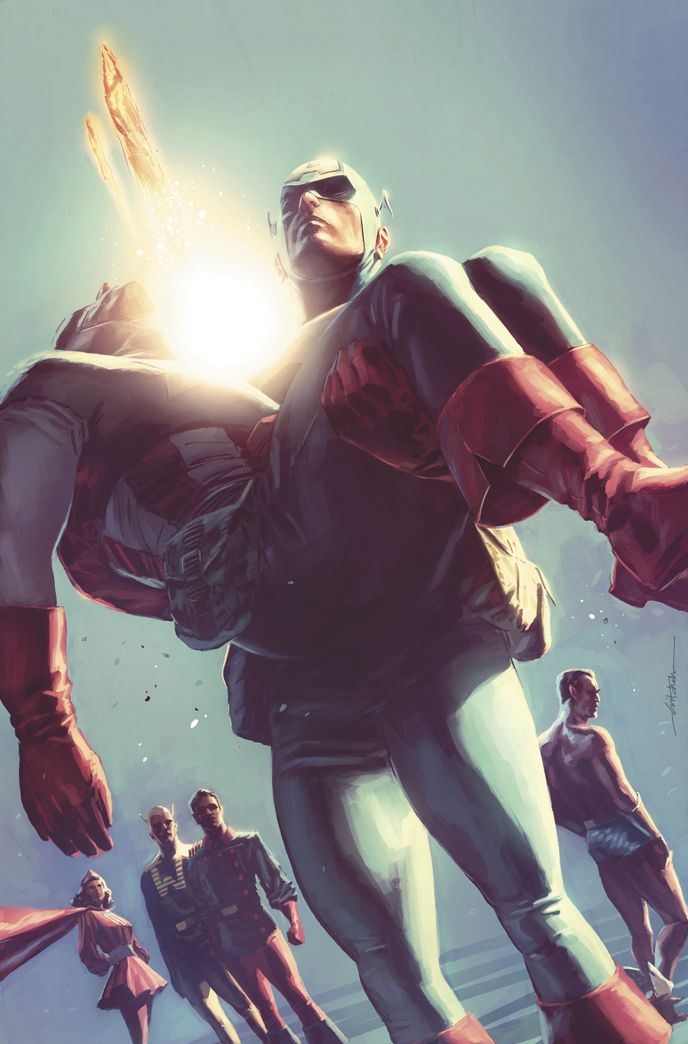 Welcome to the Atomic Age by mbreitweiser