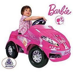 Voiture A Batterie Barbie Barbie Jouet Voiture