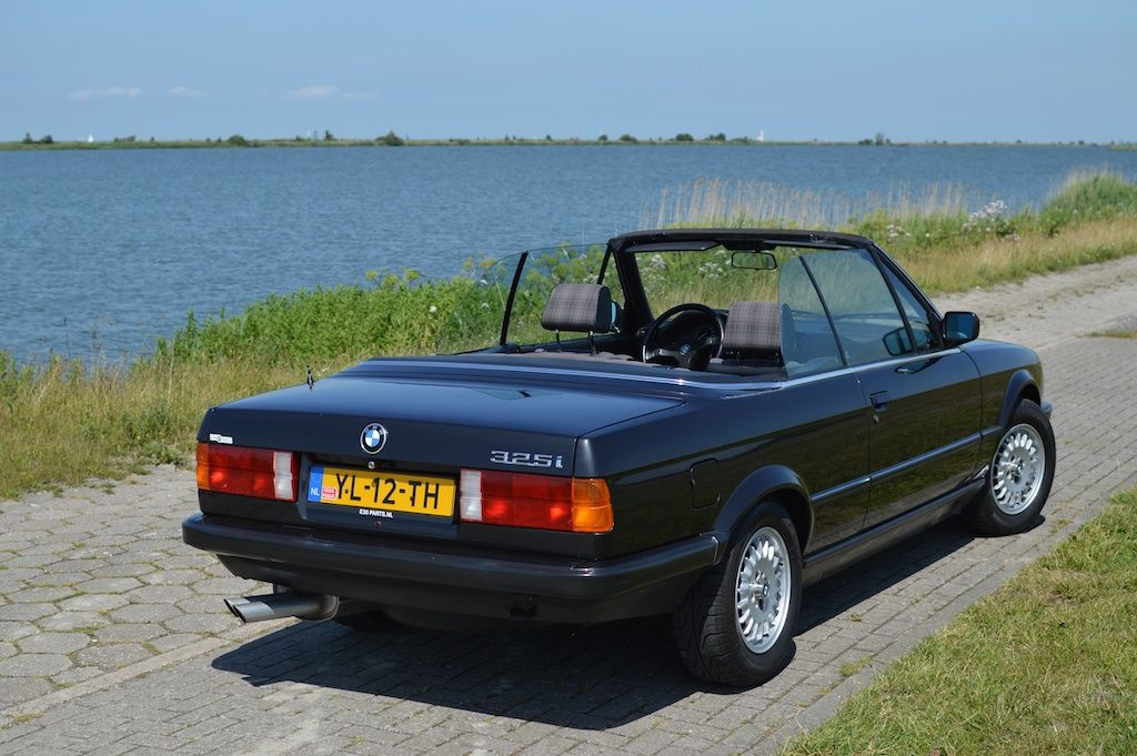 Bmw E30 325i Cabrio Convertible 1990 Stainless Steel Exhaust