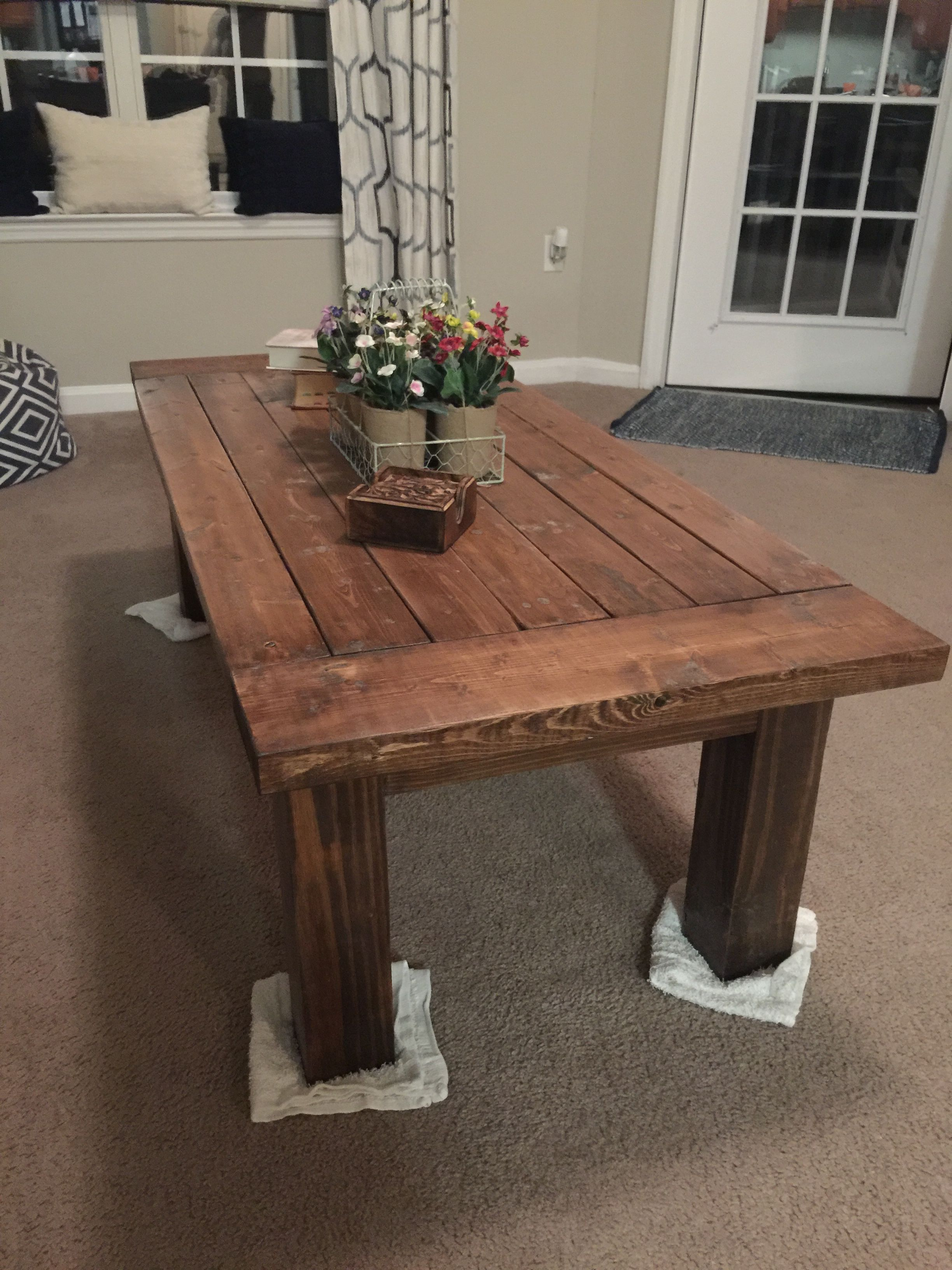 Coffee Table Do It Yourself Home Projects From Ana White