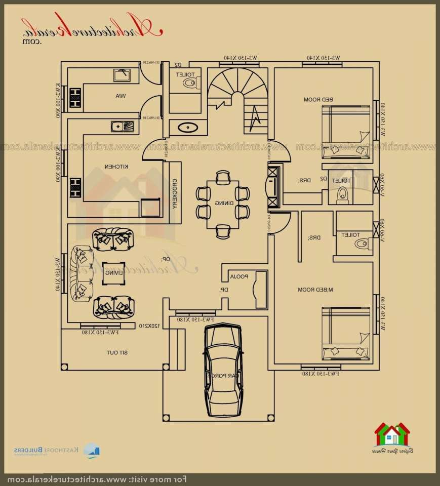 11 Awesome 6 Bedroom 2 Story House Plans 3d Collection Bedroom Paintcolorhouse Com In 2020 House Plans With Photos Bedroom House Plans Architectural House Plans