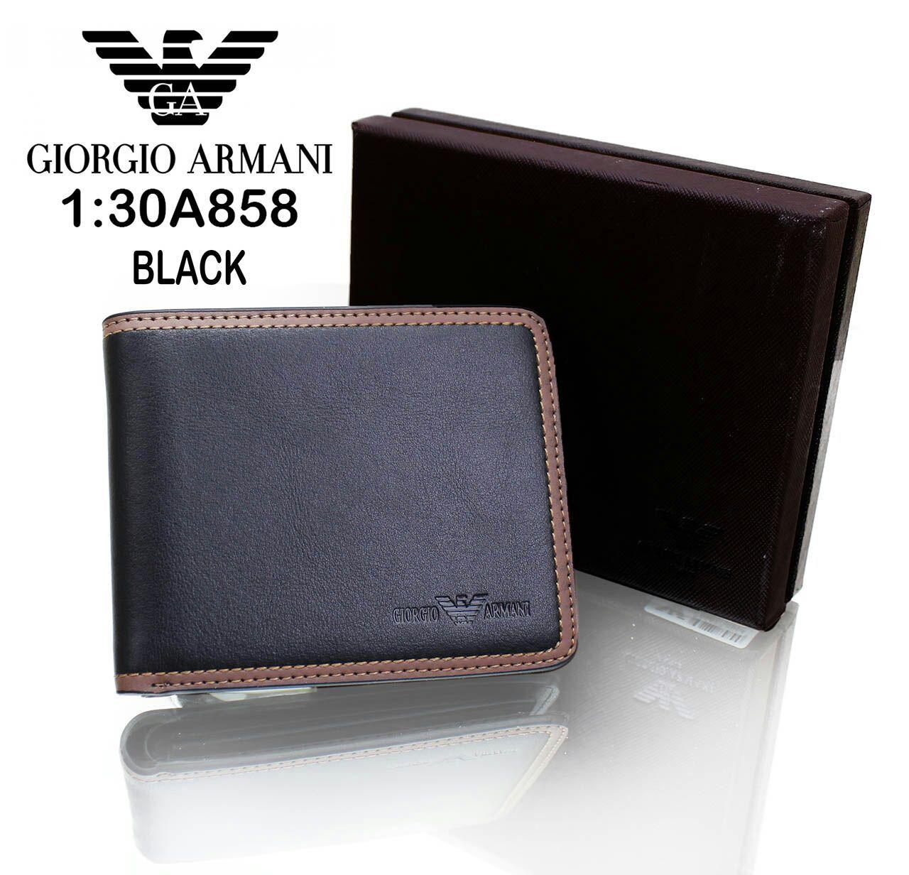 Jual Dompet Pria Branded Giorgio Armani Model Terbaru 0821 7412 1717 Kulit Fashion Elegan Import Wa Http