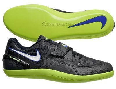 pretty nice 0be91 b9456 New NIKE Zoom Rotational 5 Mens Track  Field Shoes Discus  Hammer Throw   Shot Put