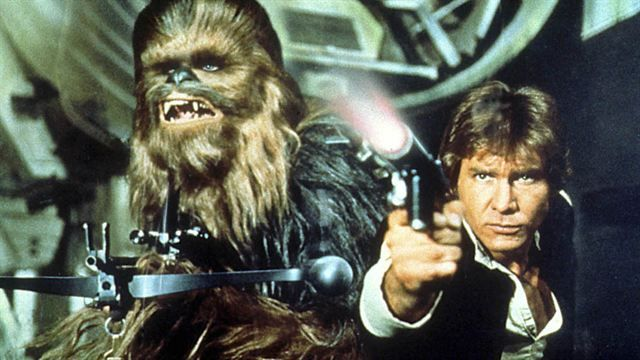 Trailer Du Film Star Wars Episode Iv Un Nouvel Espoir La Star Wars Duo Celebre Film Star Wars