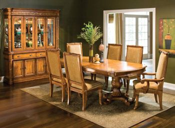 Dining Room Set Raymour Flanigan Napolean Full Set With China