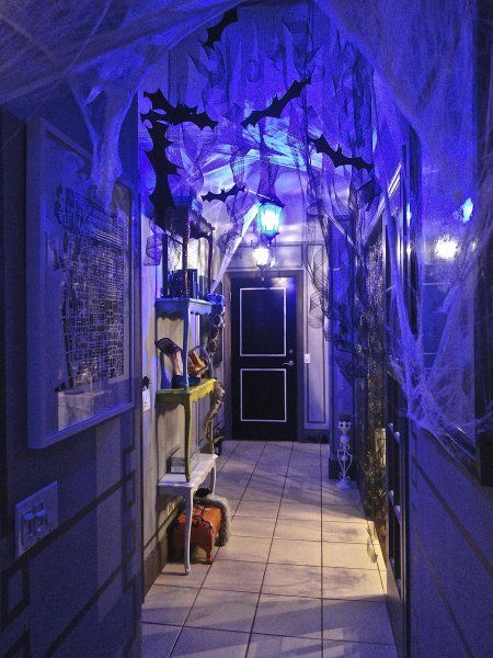 Nicholas Rosaci's Haunted Hang Out #halloweendecorations