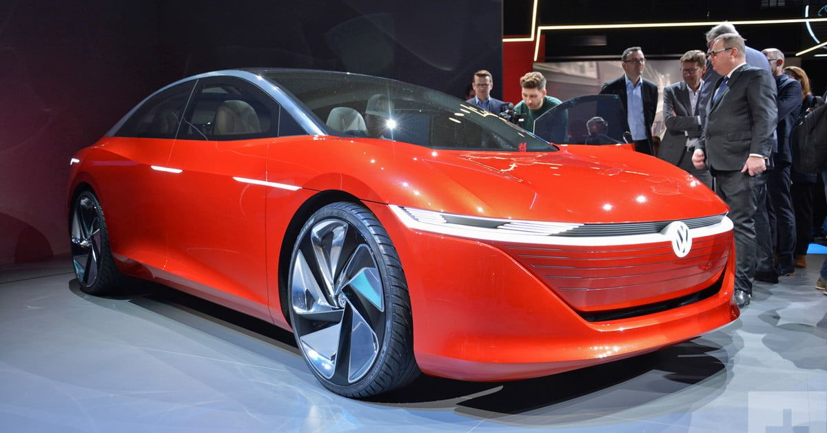 Volkswagen Explains Why RearEngined Cars Will Make a