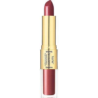 Tarte - Double Duty Beauty The Lip Sculptor Double Ended Lipstick & Gloss in Sangria (mauve berry) #ultabeauty
