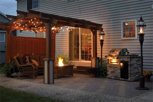 outdoor pergola with pavers there are many options to choose from