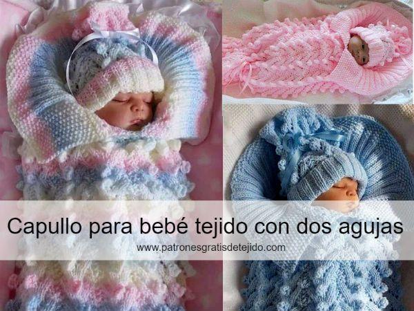 Crochet y Dos agujas - Patrones de tejido | BEBE | BEBE by Cela ...