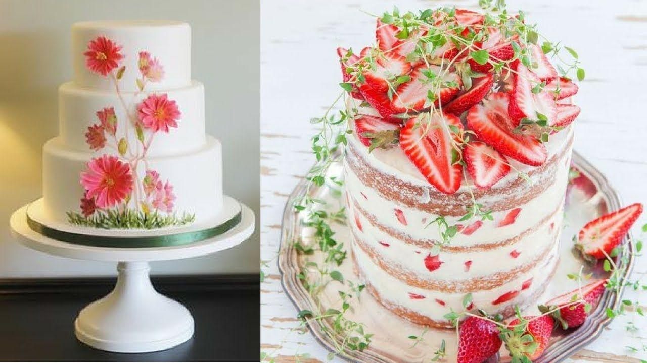 Amazing Cake Decorating Tutorial Compilation Most Satisfying Cake Vide Cake Decorating Tutorials Amazing Cakes Cake