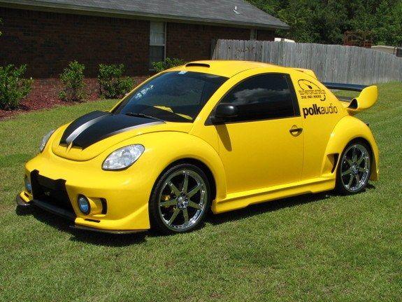 1998 Volkswagen Beetle Volkswagen Beetle New Beetle Volkswagen Beetle Accessories