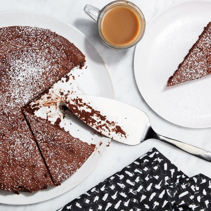 3ingredient flourless chocolate cake recipe flourless
