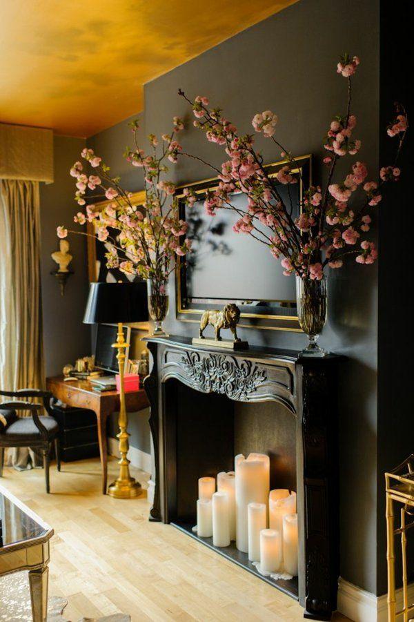 59 id es pour comment am nager son salon the house. Black Bedroom Furniture Sets. Home Design Ideas