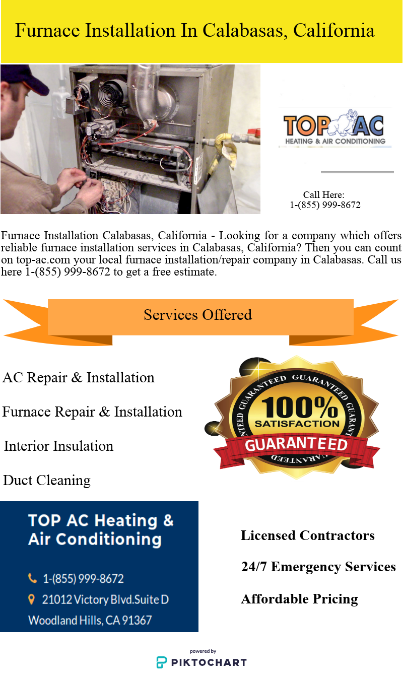 Get highquality furnace installation services in