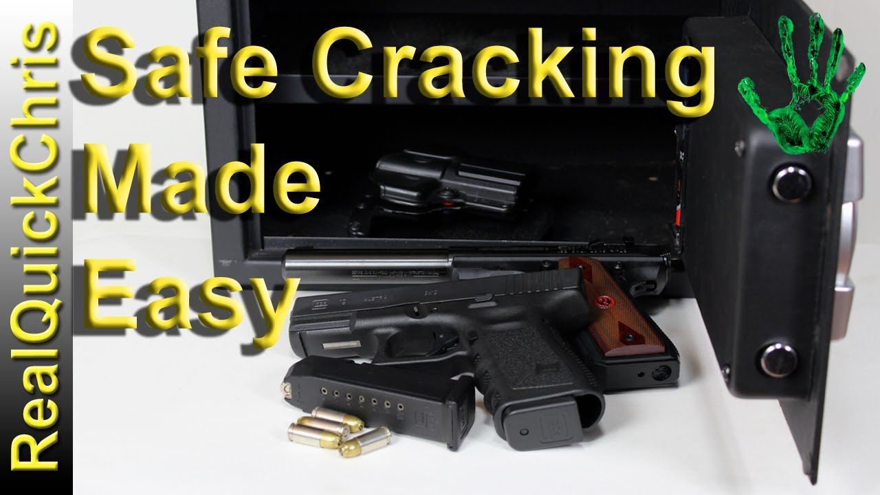 how to crack a electronic safe