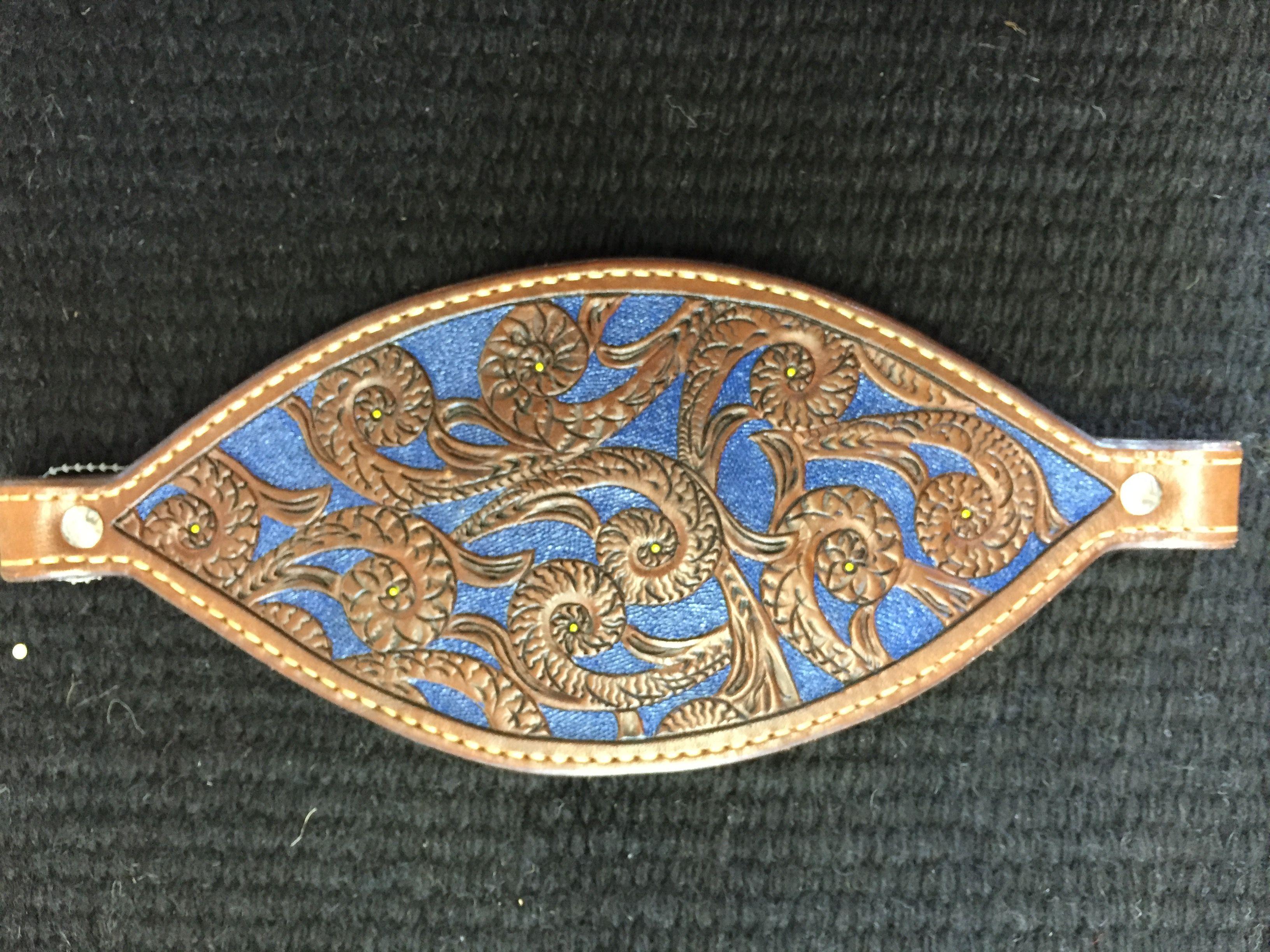 Hand tooled leather bronc halter noseband hand tooled leather hand tooled leather bronc halter noseband maxwellsz