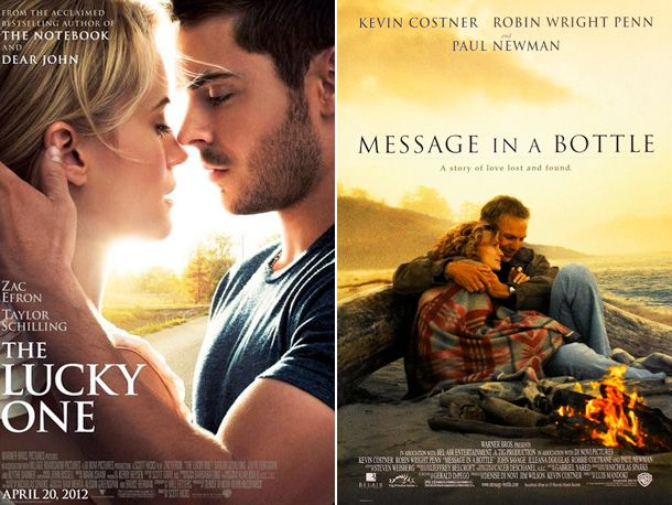 10 Ways to Spot a Nicholas Sparks Movie. Entertainment Weekly.
