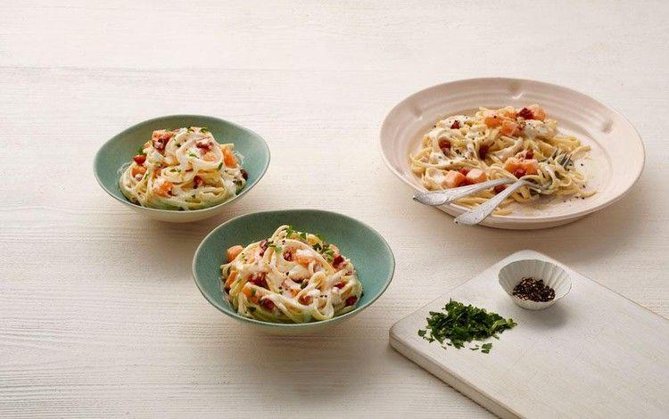 This butternut squash pasta is a fresh take on carbonara — The Telegraph