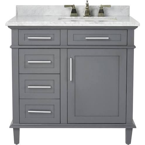 Bathroom Cabinet With Images Home Depot Bathroom Modern Bathroom Vanity 36 Bathroom Vanity