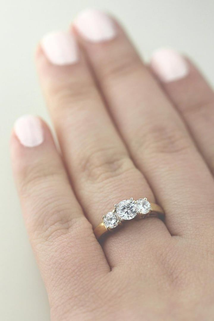 46+ Pink diamond wedding ring meaning information