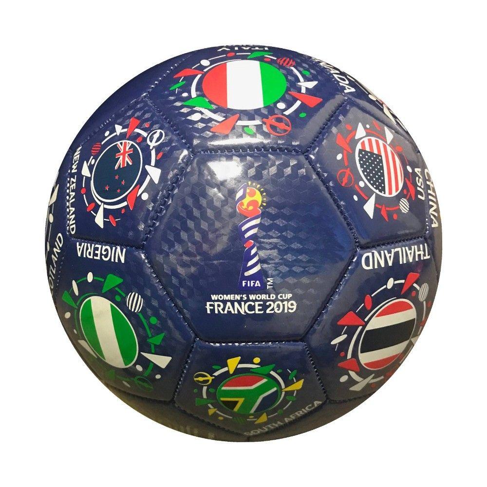 U S Women S Soccer 2019 Fifa World Cup Player Signature Size Soccer Ball Soccer Ball Fifa World Cup