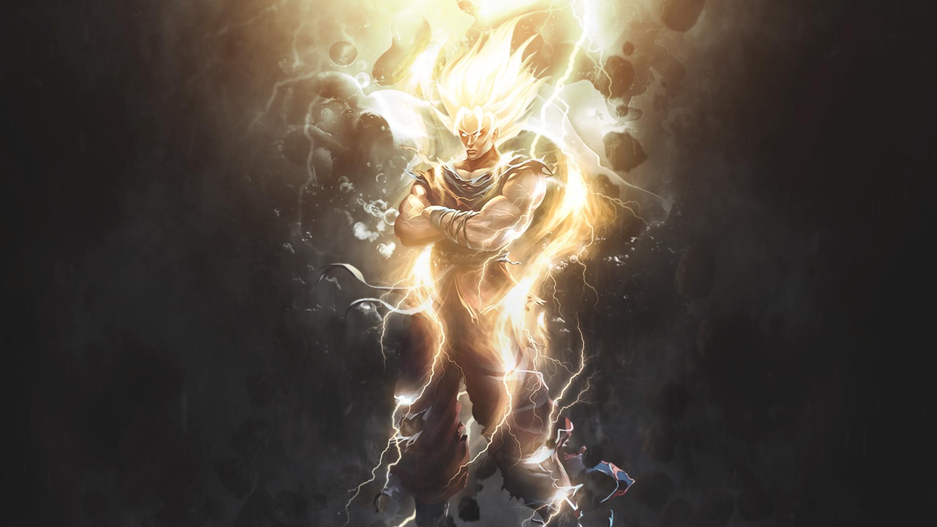 Goku Wallpaper By Strengxd On Deviantart Goku Wallpaper Dragon Ball Wallpapers Dbz Wallpapers