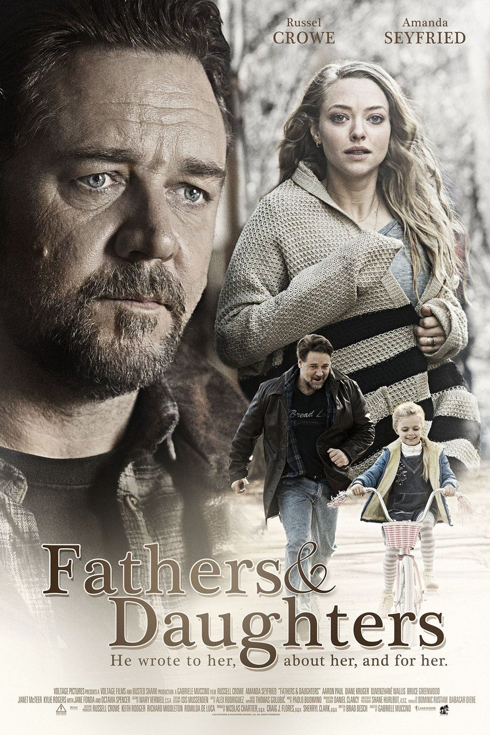 Fathers Daughters - 2018 film