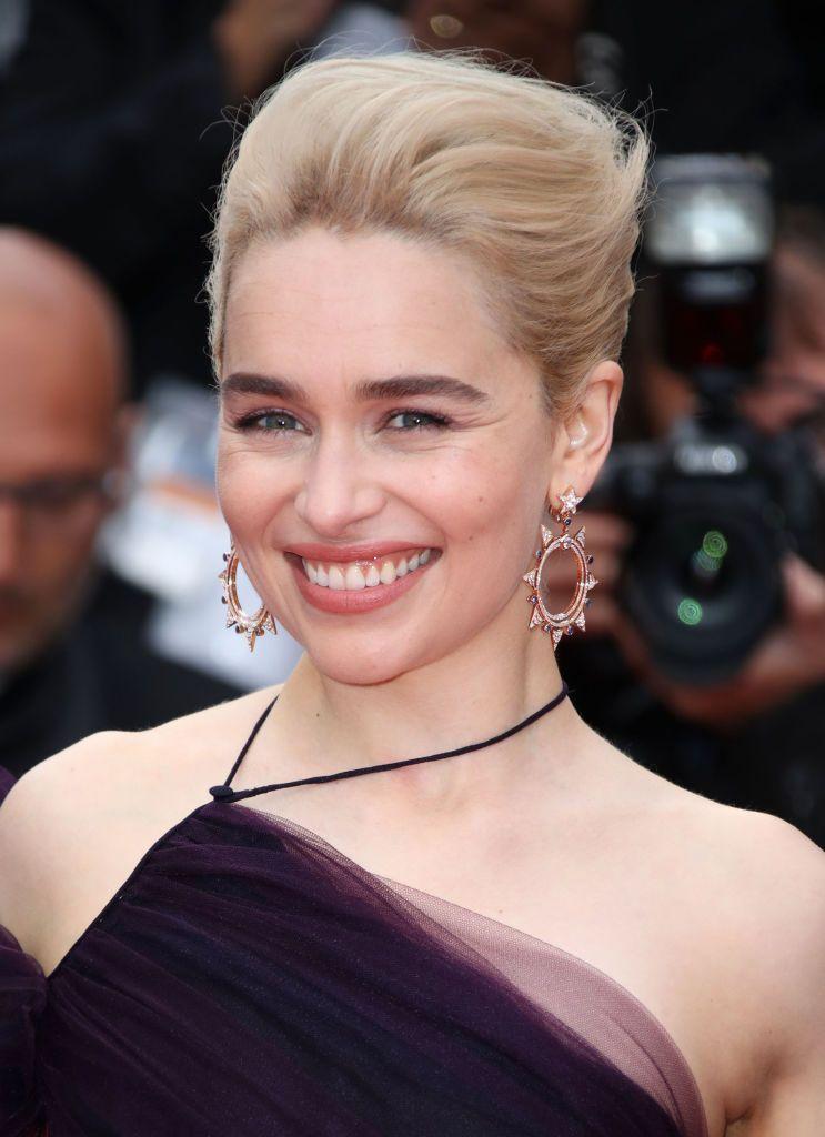 Emilia Clarke Ungeschminkt