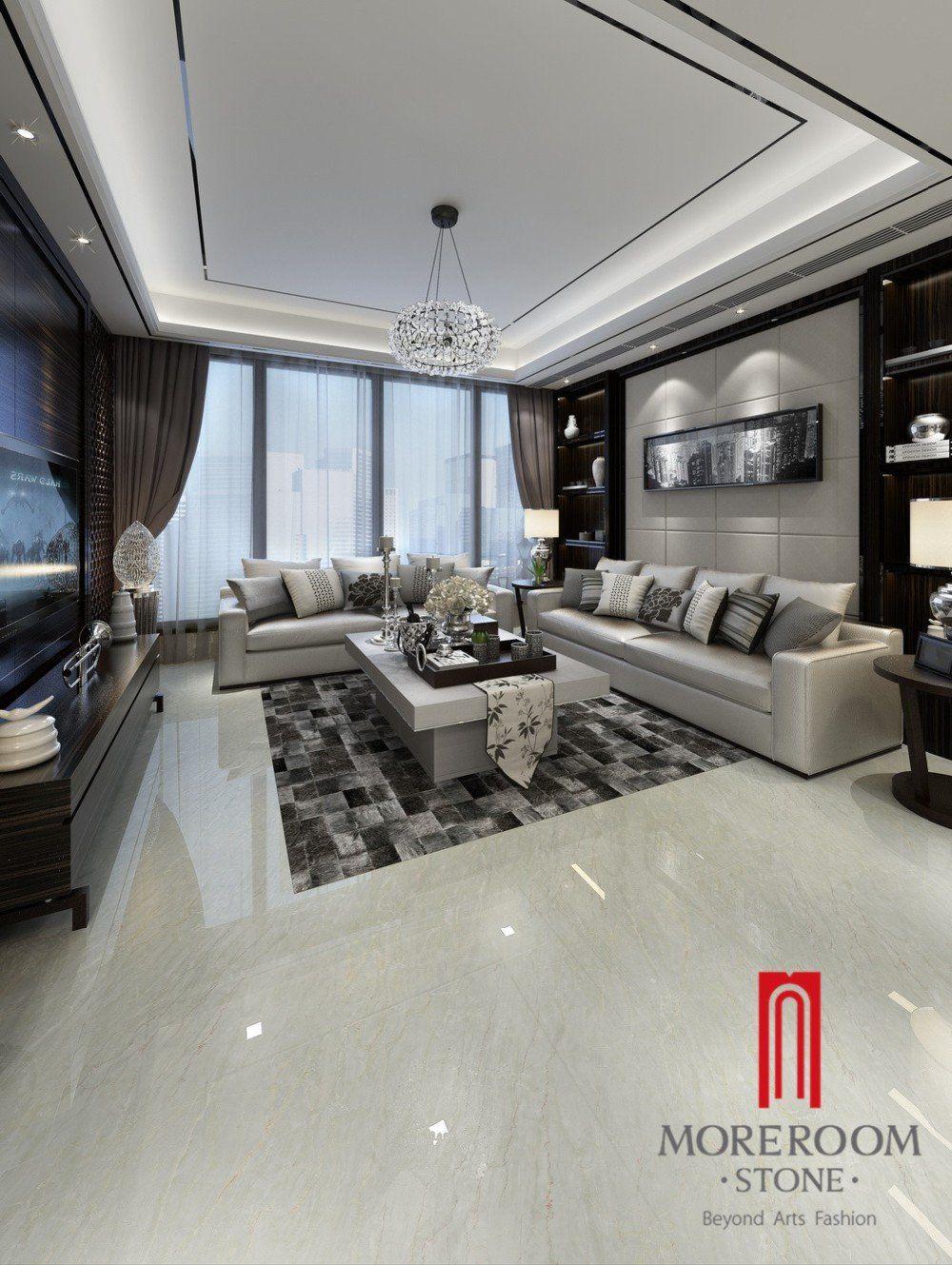 Tiles Design For Living Room Wall: Living Room Wall Tiles Design Inspirational Foshan White