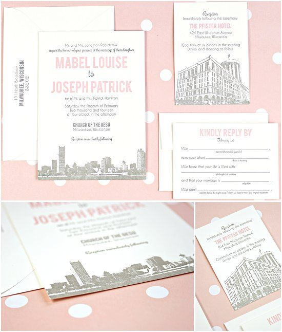 Pin By Married In Milwaukee On Wedding Invitations In 2019