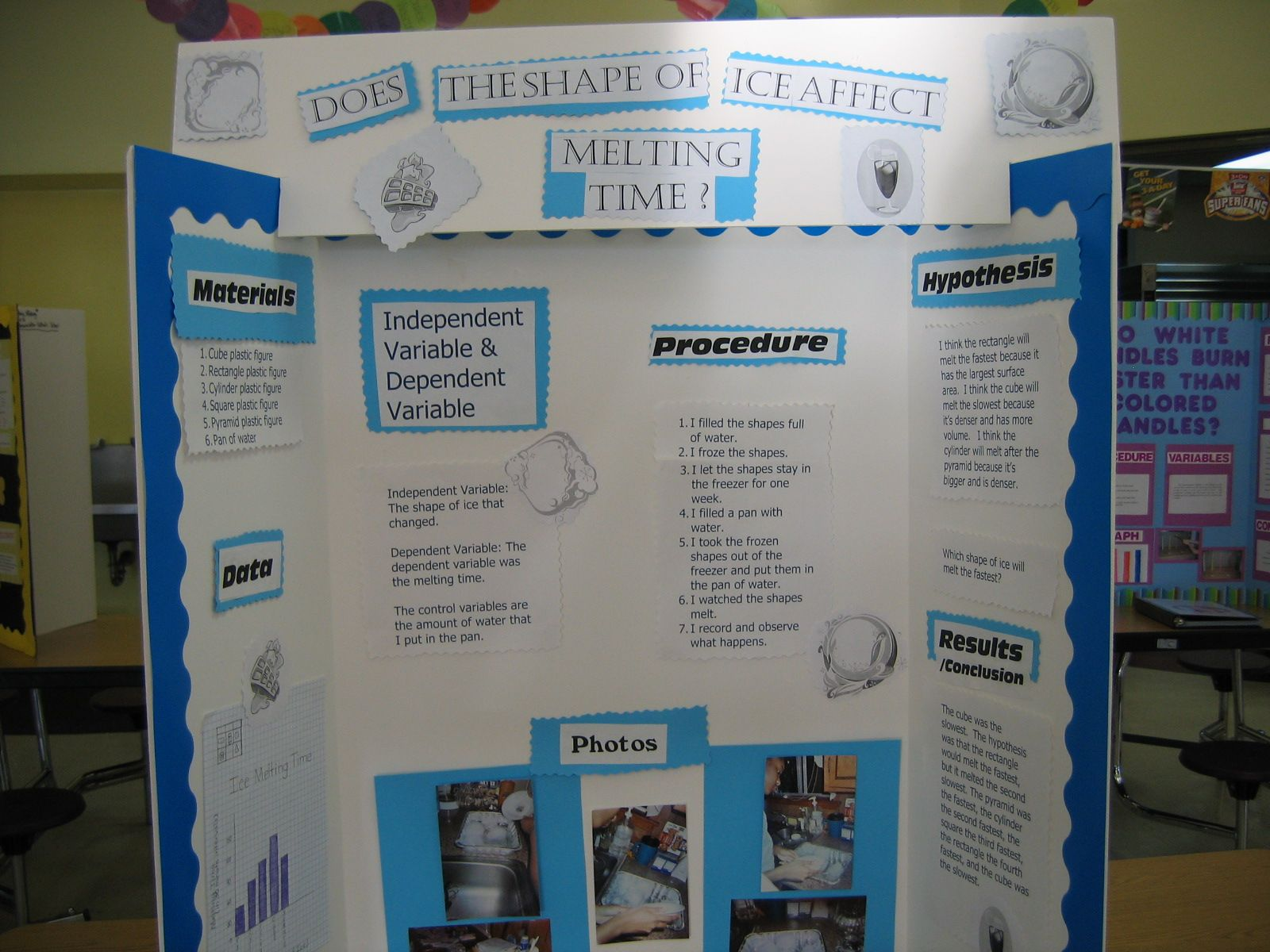 My Science Fair Project