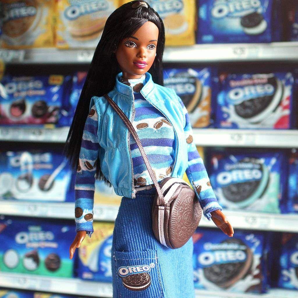 Barbie Oreo | Muñecas y figuras asombrosas | Pinterest | Mattel ...