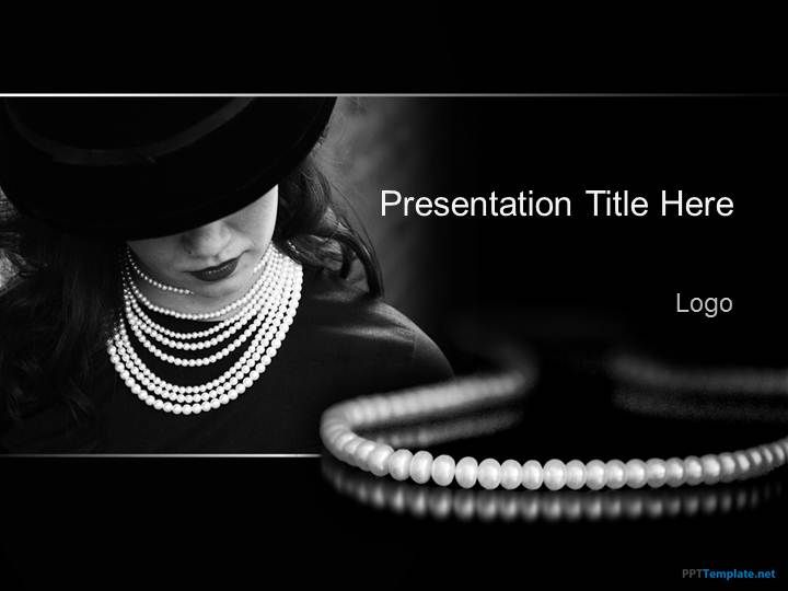 Free jewelry ppt template templates pinterest ppt template free jewelry ppt template toneelgroepblik Images