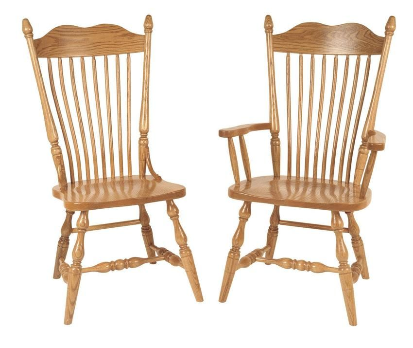 Amish lancaster dining chair dining chairs chair furniture
