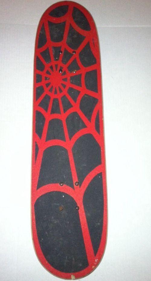2004 Spiderman Skateboard   Sku#2004SPM #Spiderman