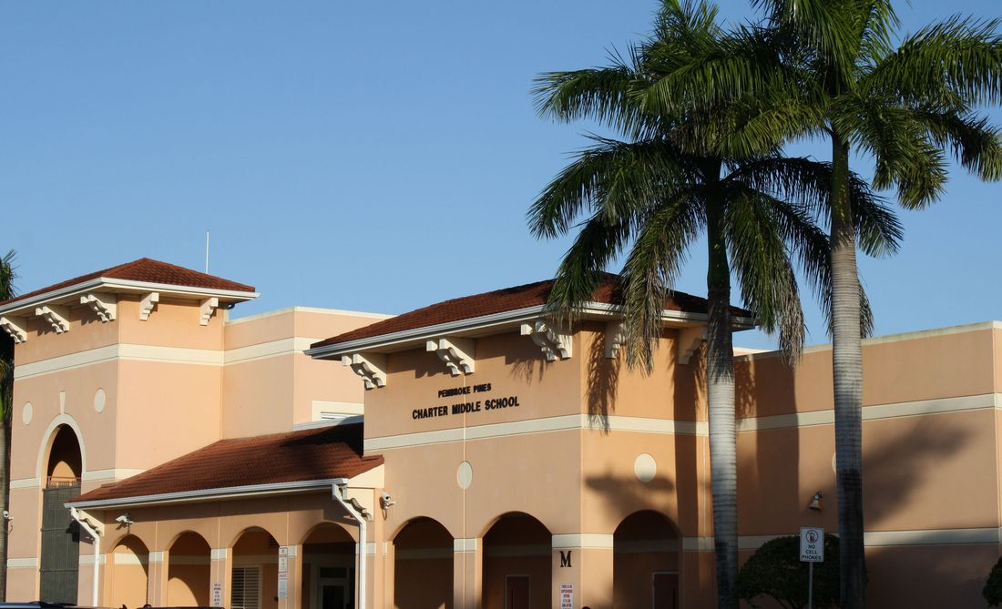 Pembroke Pines Charter West Campus In Pembroke Pines Fl West Campus Pembroke Pines Miramar