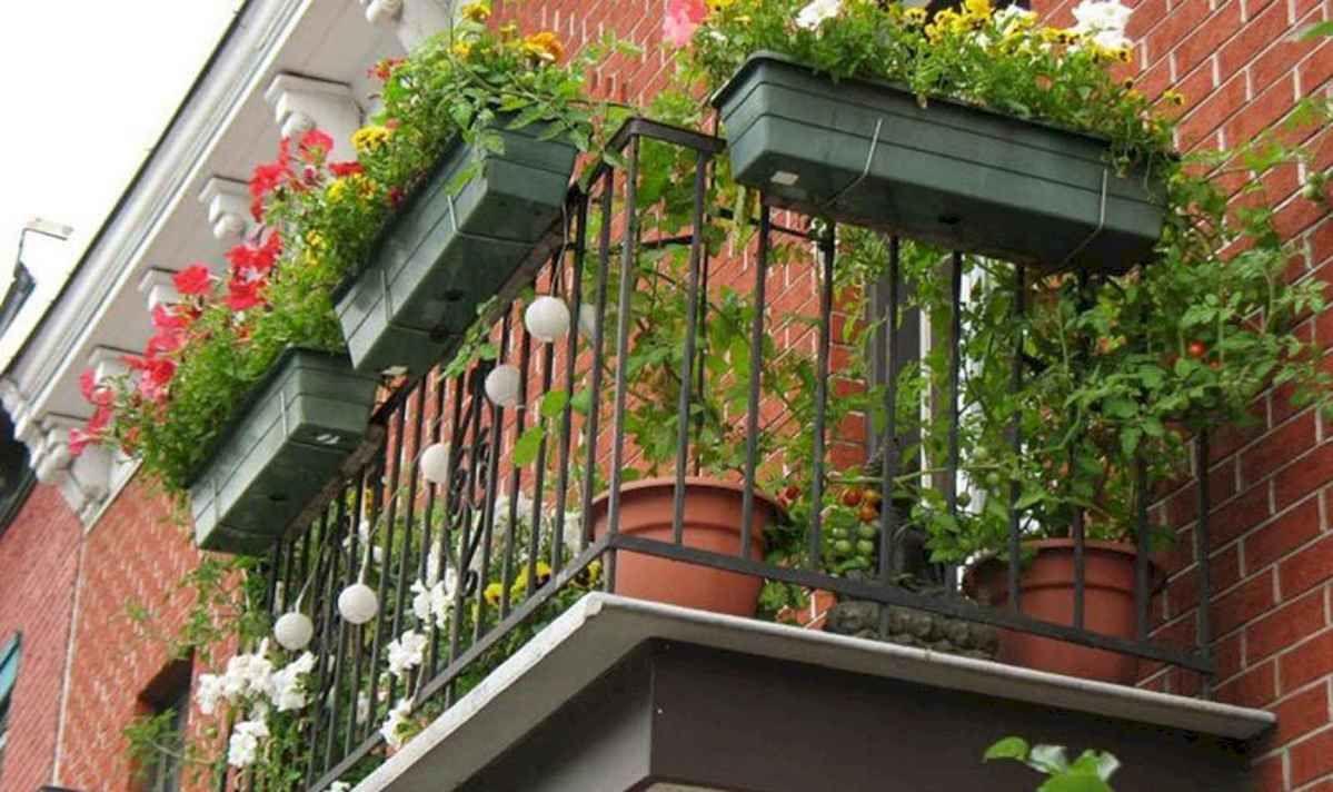 Low Budget Small Apartment Balcony Garden Design Ideas 02 Small