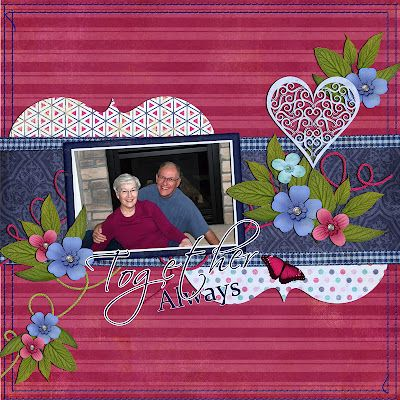 Double Brackets Scrapbooking Pinterest Colors Template And