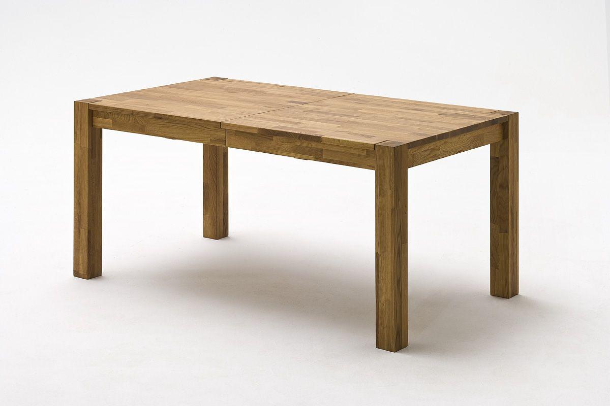 Esszimmertisch Zero 7 Gr Ouml Szlig En Massiver Rechteckiger Vierfu Szlig Tisch Mit Sichtbaren Durchgehenden St Esszimmertisch Massivholztisch Esstisch Buche